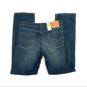 Levi's 514 Straight Jeans New With Tags W34 L34